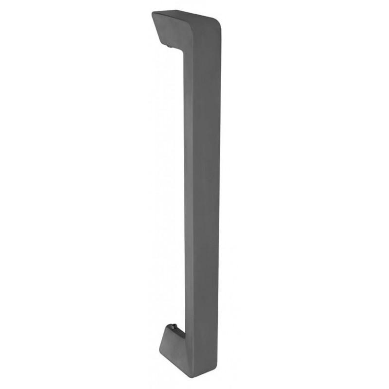 poign e fixe conomique pour porte de magasin pour porte coulissante ou battants. Black Bedroom Furniture Sets. Home Design Ideas