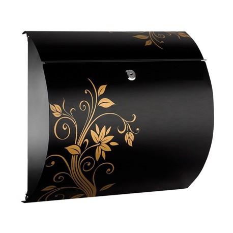 boite aux lettres design. Black Bedroom Furniture Sets. Home Design Ideas