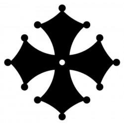 Clé de tirant rustique en X
