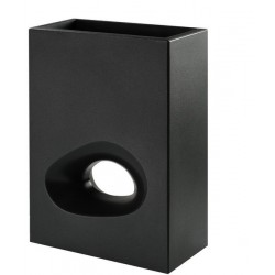 Vase design rectangulaire