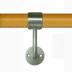 Support de rampe ronde 42 mm