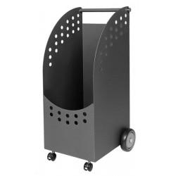 accessoires chemin e couleur anthracite inox metaux. Black Bedroom Furniture Sets. Home Design Ideas