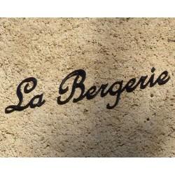 lettres en métal police french script